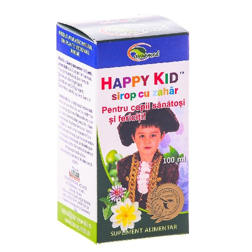 Happy Kid Sirop 100ml Ayurmed