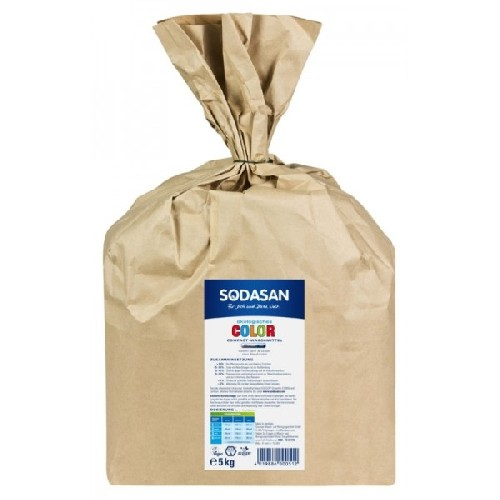 Detergent Praf Ecologic Compact Rufe Albe si Colorate 5kg