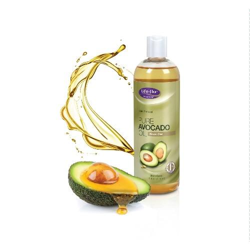 Avocado Pure Oil 473ml Secom