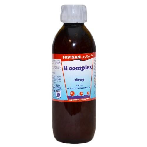 Sirop B Complex 250ml Favisan