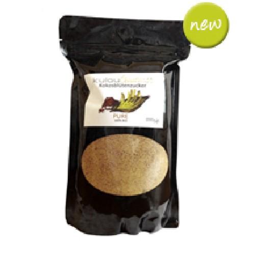 Zahar din Nectar de Flori de Cocos Bio 1kg Kulau