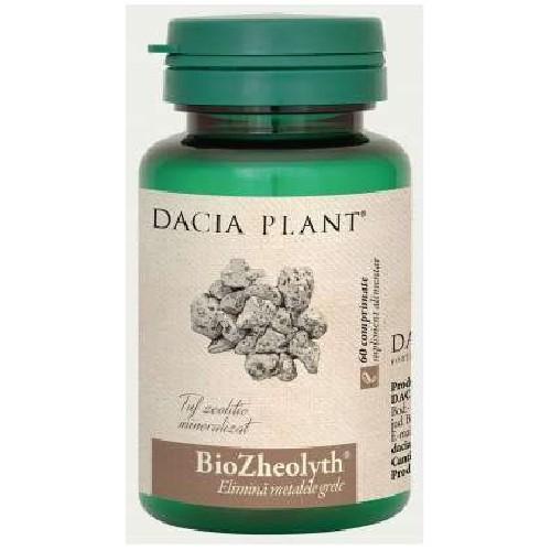 Biozheolyth 60tab. Dacia Plant