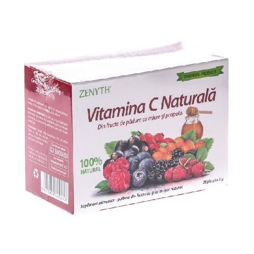 Vitamina C 28x5gr Zenyth