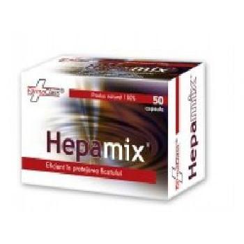 Hepamix 50 Cps +1 Gratis