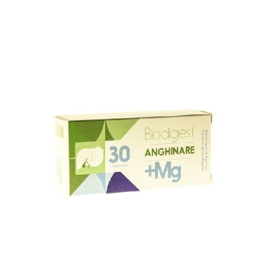 Anghinare+magneziu 30cpr B Iofarm