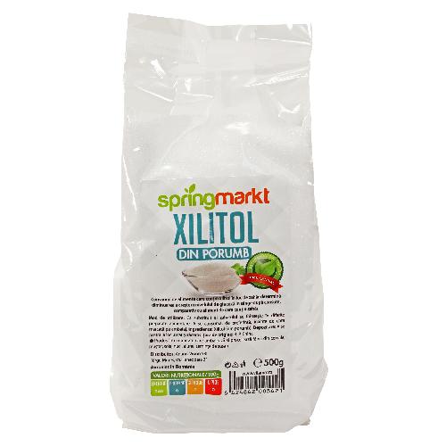 Xylitol (din porumb) 500gr