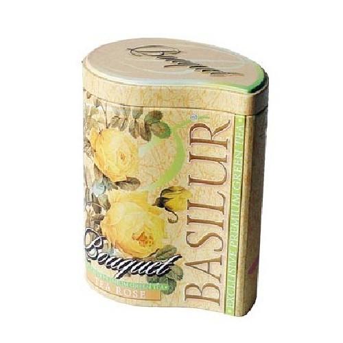 Tea Rose Bouquet Basilur 100gr