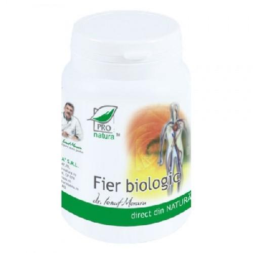 Fier Biologic 60cps Pro Natura