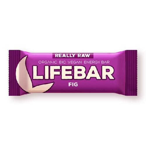 Lifebar Baton cu Smochine Raw Bio 47gr