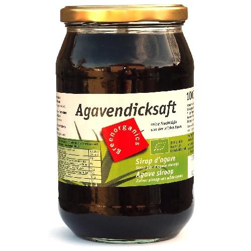 Sirop de Agave Bio 1kg Green Organics