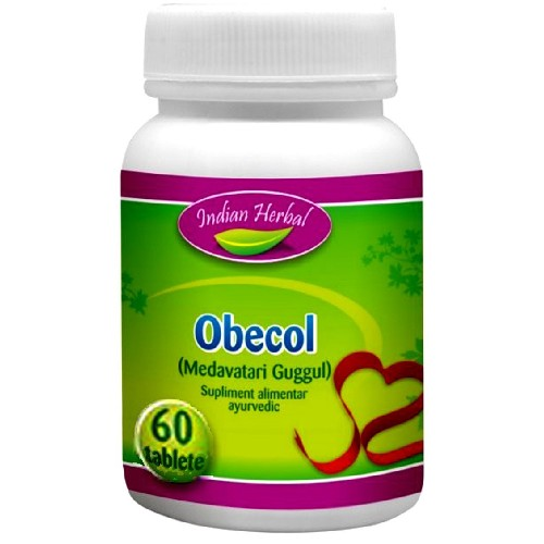 Obecol 60cpr Indian Herbal