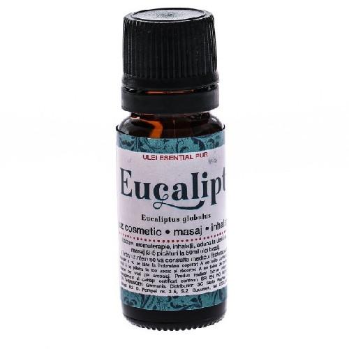Ulei Esential de Eucalipt 10ml Steaua Divina
