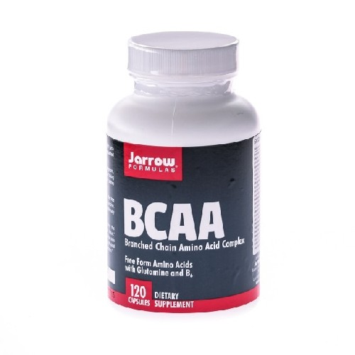 Bcaa (branched Chain Amino Acid) 120cps Secom