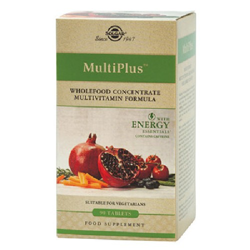 Multiplus Energy 90cpr Solgar