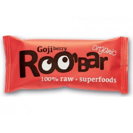 Baton Roobar cu Goji Eco 30gr Bio Holistic