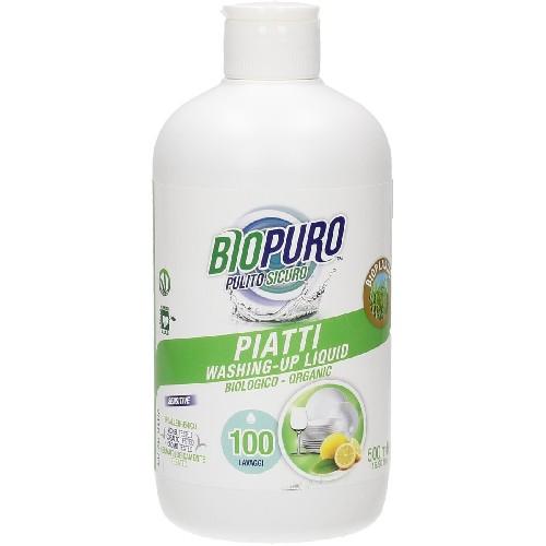 Detergent Hipoalergen pentru Vase Bio 500ml BioPuro