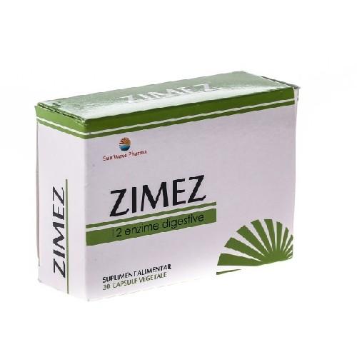 Zimez 30cps -12 enzime digestive- SunWave