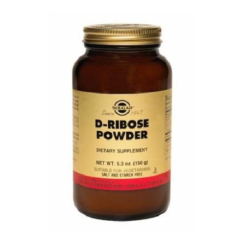 D-ribose Powder 150gr Solgar