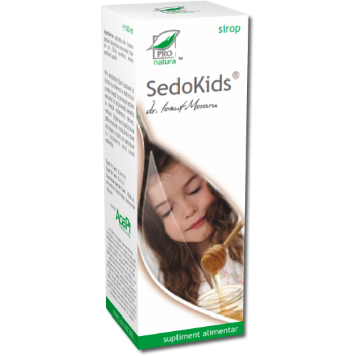 Sedokids Sirop 100ml Pro Natura