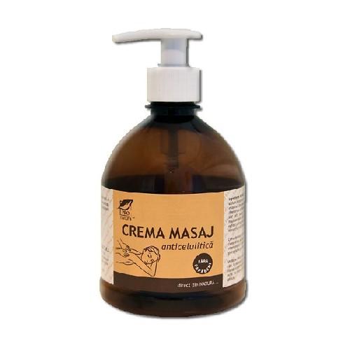 Crema Masaj Anticelulitica 500gr Pro Natura