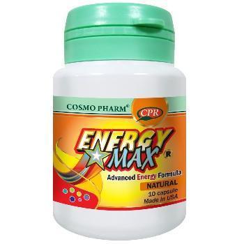 Energy Max 10cps Cosmo Pharm