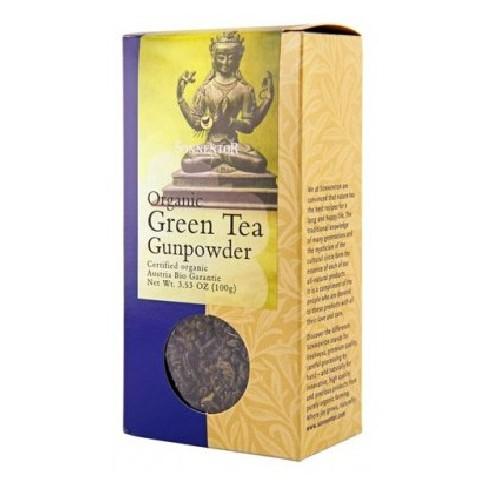 Ceai Verde Eco Sonnentor 100gr