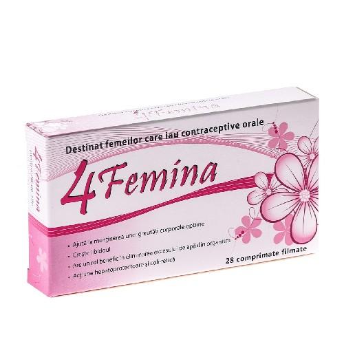 4femina 28cpr Zdrovit