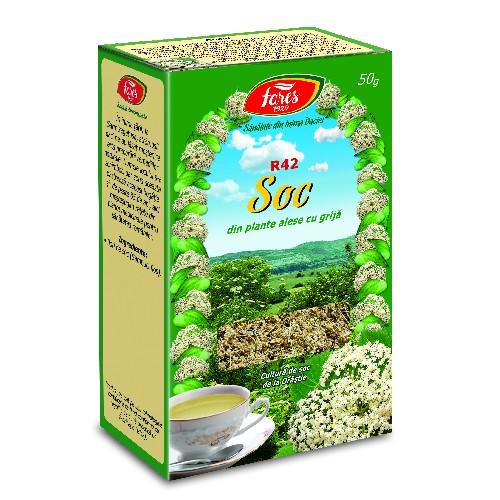 Ceai de Soc 50gr Fares