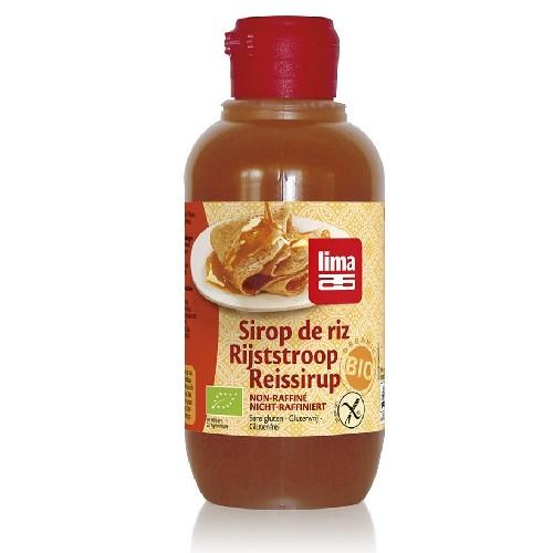 Sirop De Orez Nerafinat Bio 420gr Lima