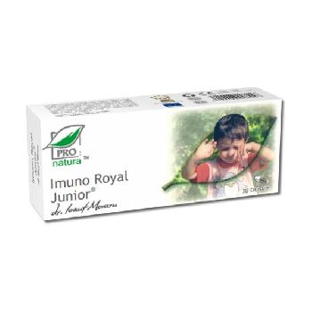 Imuno Royal Junior 30cps Pro Natura
