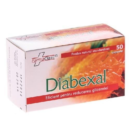 Diabexal 50cps Farma Class