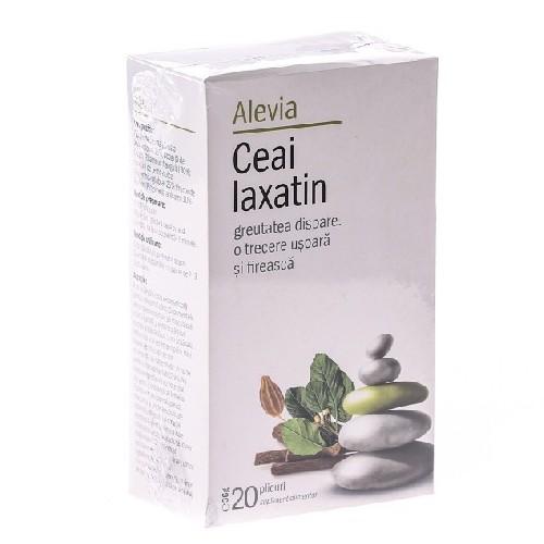 Ceai Laxatin 20dz Alevia