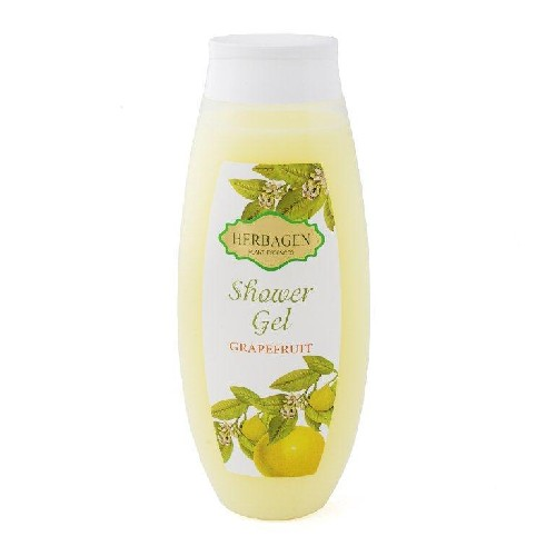 Gel De Dus Grapefruit 500ml Herbagen