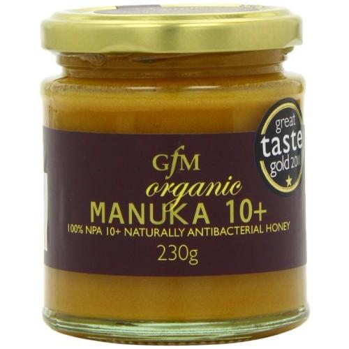 Miere De Manuka 10+ Raw Bio 230gr Gfm