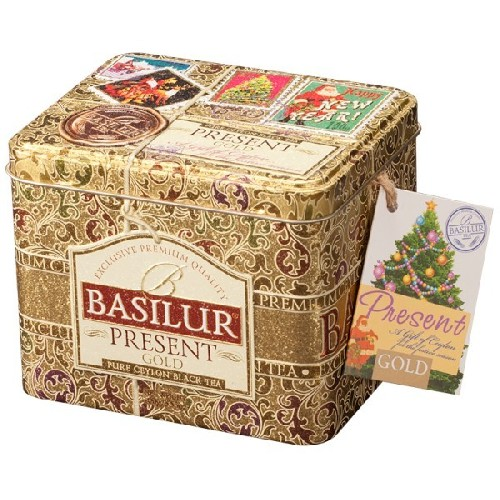 Present Gold 100gr Basilur