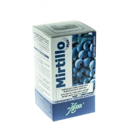 Mirtillo Plus 70cps Aboca