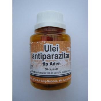 Ulei Antiparazitar 30capsule