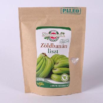 Faina Banane Verzi 250g Naturganik