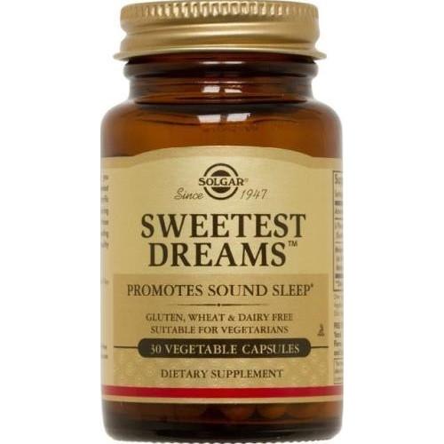 Sweetest Dreams 30cps Solgar