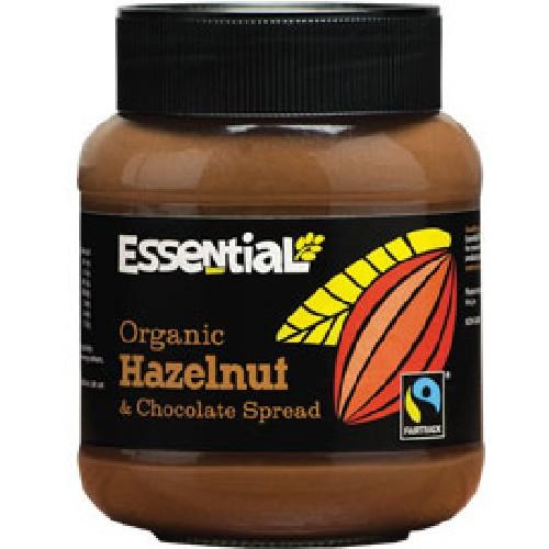 Crema Tartinabila cu Alune de Padure si Ciocolata  Bio 400gr