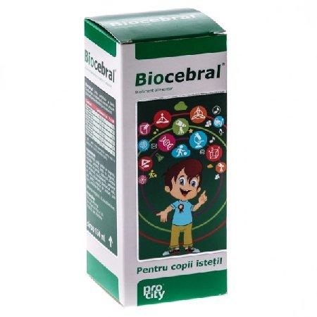 Biocebral Sirop 150ml Fiterman