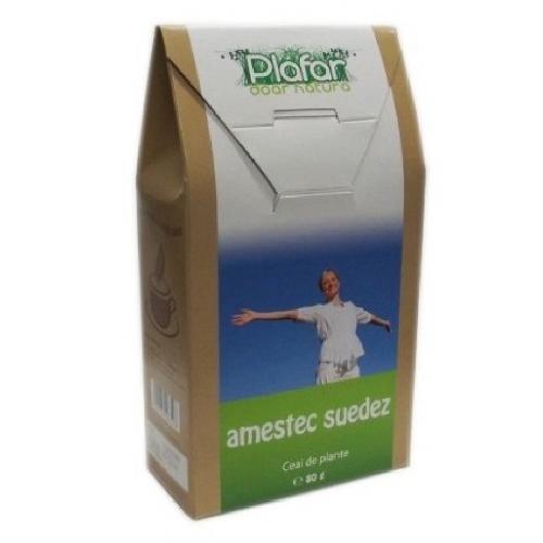 Ceai Amestec Plante Bitter 80gr Plafar