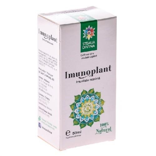 Tinctura Imunoplant 50ml Steaua Divina