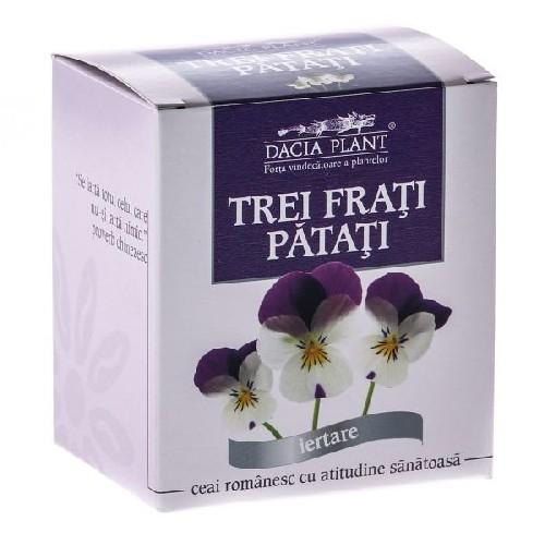 Ceai Trei Frati Patati 50g Dacia Plant