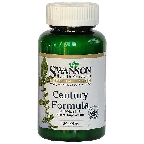 Multivitamina Century 130cpr Swanson