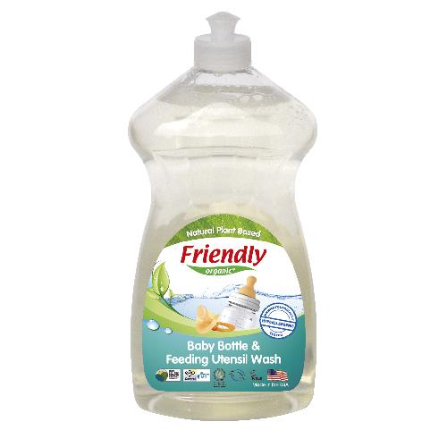 Detergent Bio pentru Vase si Biberoane 414ml Friendly