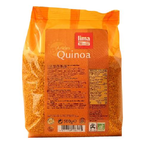 Quinoa Bio 500g Lima