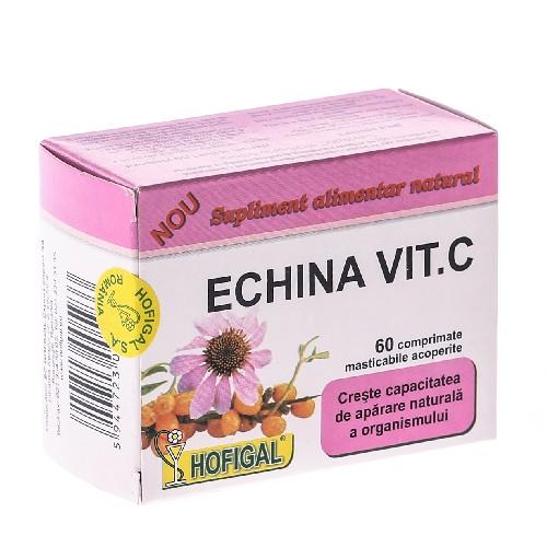 Echina Vit.C 60cpr Hofigal