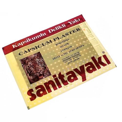 Plasture Reumatic Sanitayaki cu Capsicum 1buc BUSINESS