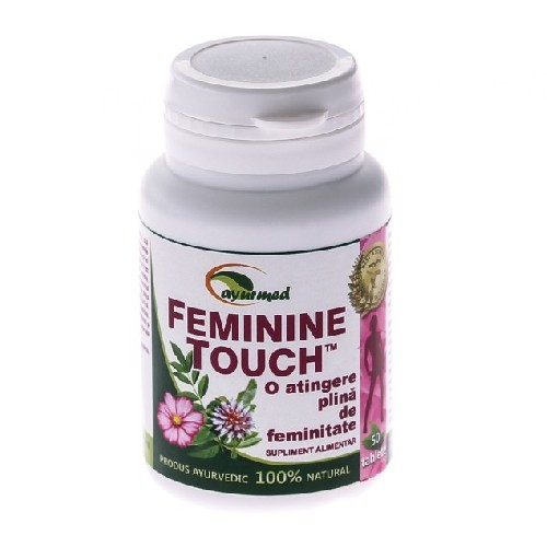 Feminine Touch 50tablete Ayurmed